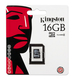 Kingston microSDHC 16GB Class 4
