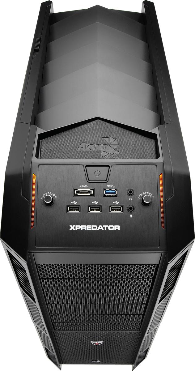 Aerocool Xpredator Black Edition Skroutz Gr