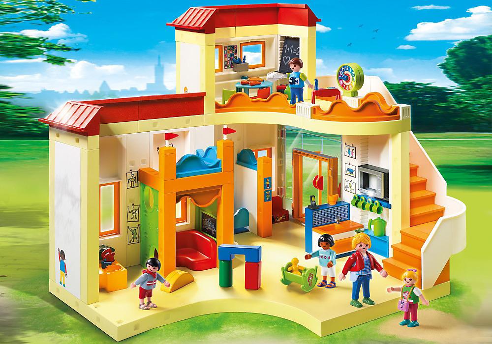 358c87dec6 Playmobil Μεγάλος Παιδικός Σταθμός - Skroutz.gr