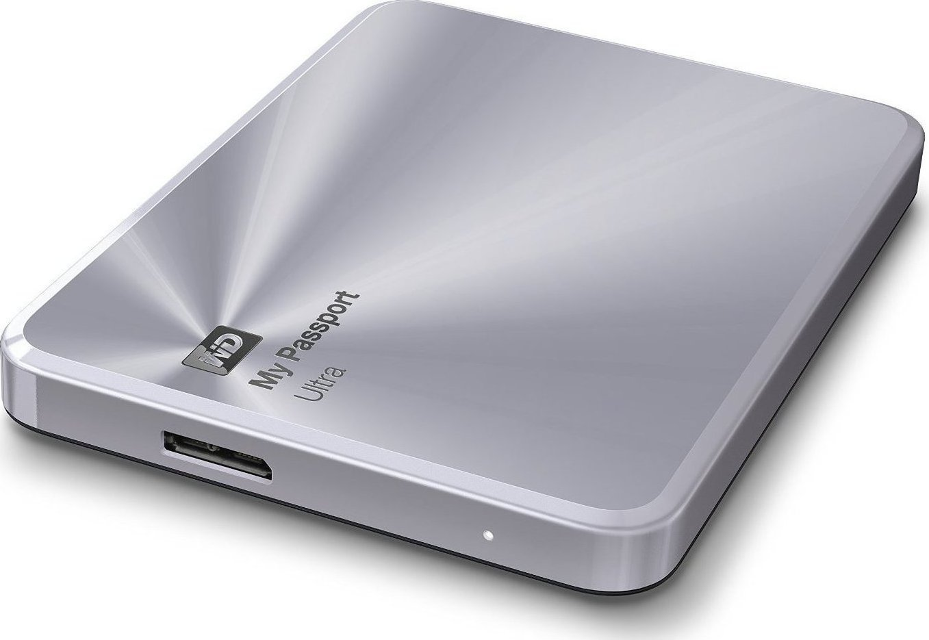 WD WDBGPU0010BBK-EESN My Passport Ultra Hard Disk Esterno ...