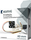 Konig Cooling fan 40 mm