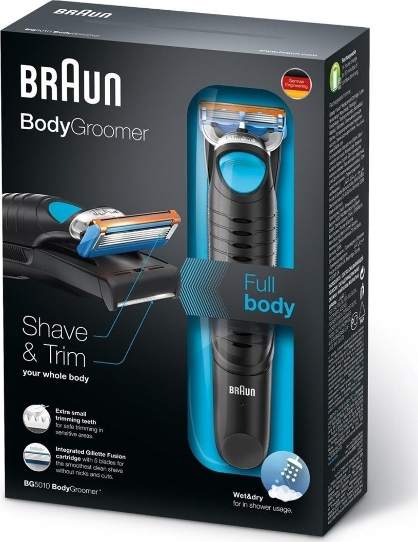 Braun Body Groomer BG5010 - Skroutz.gr 1c666d1dd7a