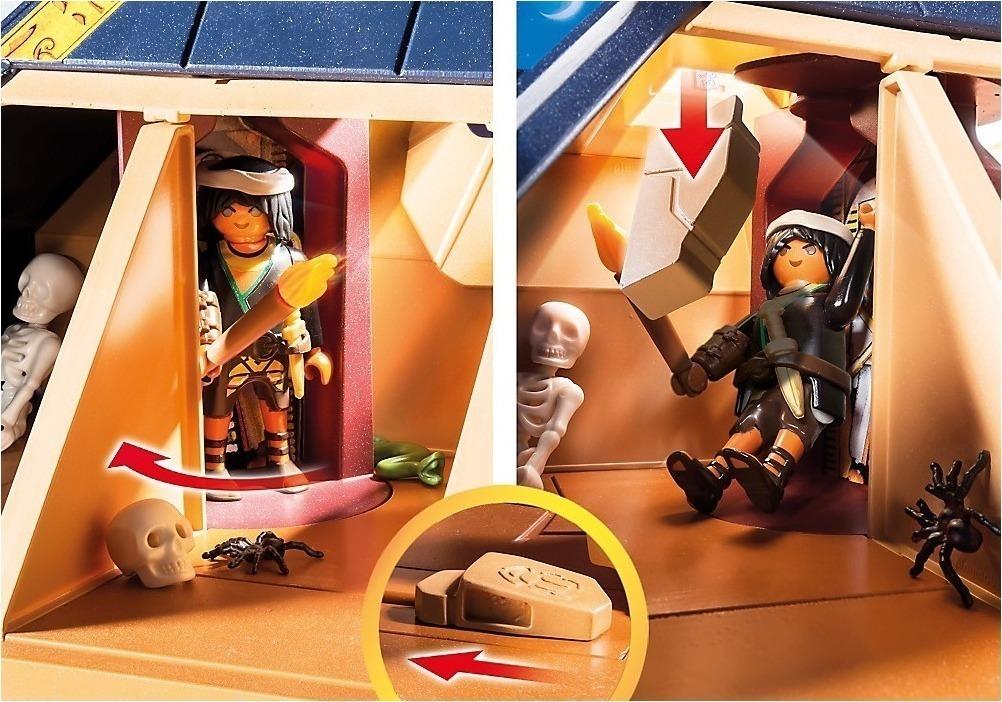198b24c4f51 Playmobil Μεγάλη Πυραμίδα του Φαραώ