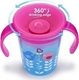 Munchkin Miracle 360° Deco Trainer Cup Blue Bird 177ml