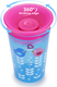 Munchkin Miracle 360° Deco Sippy Cup Blue Bird 266ml