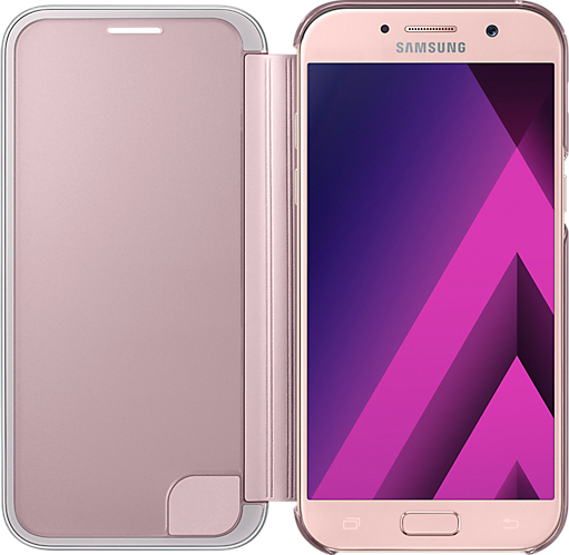 samsung clear view cover galaxy a5 2017. Black Bedroom Furniture Sets. Home Design Ideas