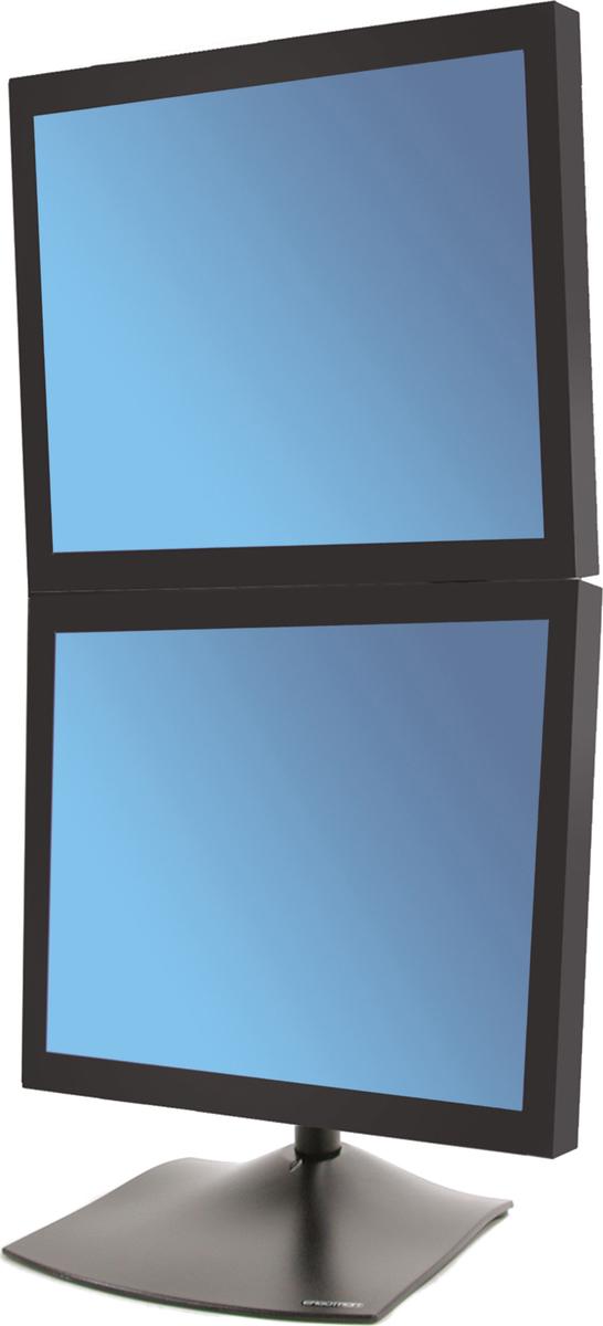 Ergotron Ds100 Dual Monitor Desk Stand Vertical Skroutz Gr