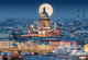 Fullmoon over St. Isaac's Cathedral 1000pcs (C-103447) Castorland