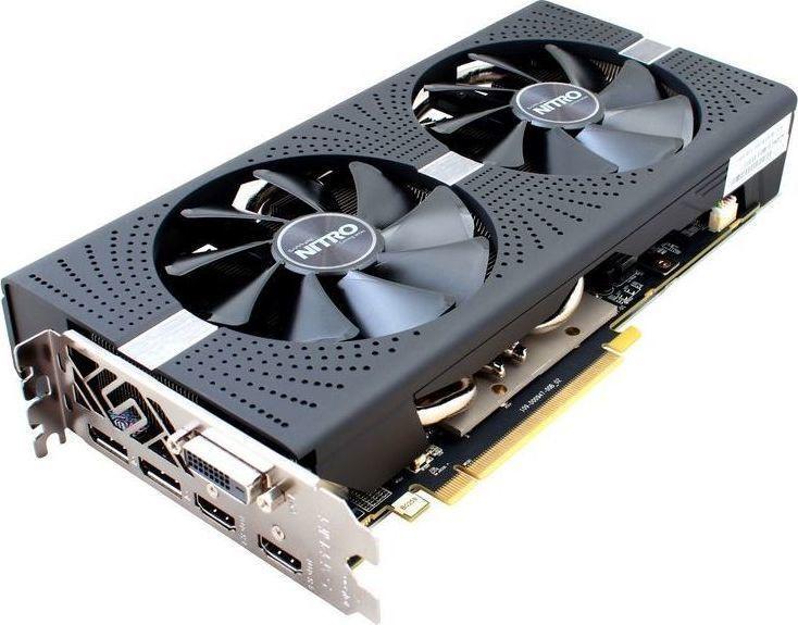 Sapphire Radeon RX 580 4GB Nitro+ (11265-07)