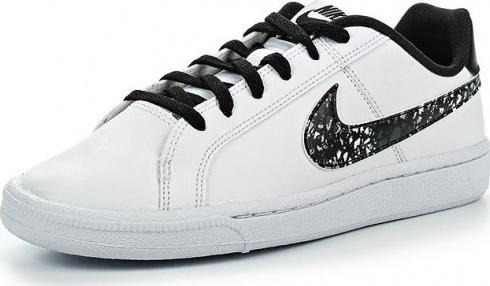 finest selection 14768 d9306 Nike Court Royale Print GS 845124-100 ...