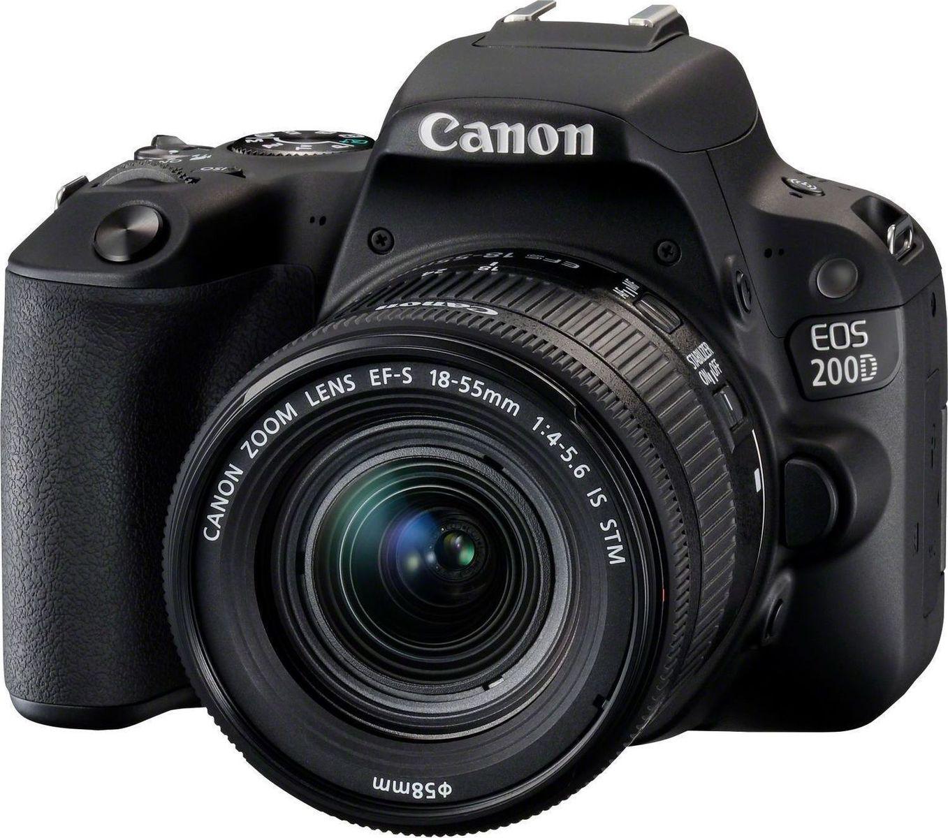 Canon EOS 200D Kit (18-55 IS STM) - Skroutz.gr 67470277cf3