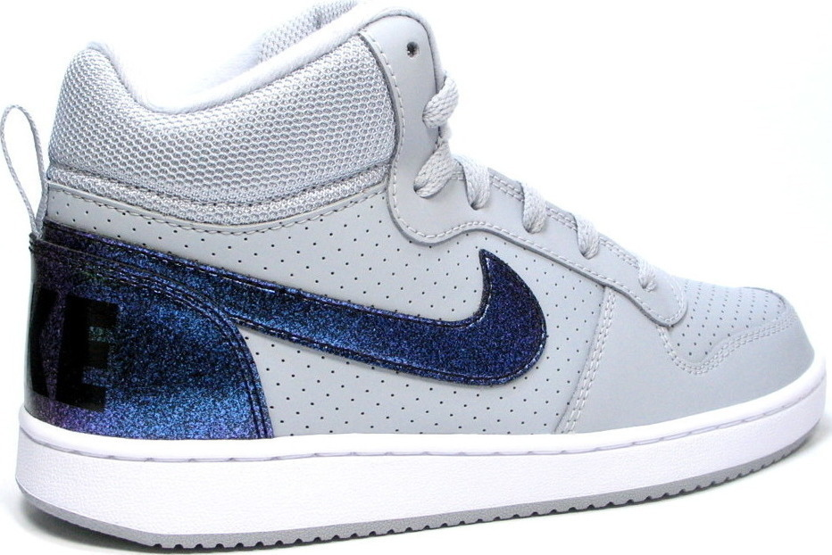 a15d9aa9bec Nike Junior Shoe Court Borough Mid GS 845107-002 - Skroutz.gr
