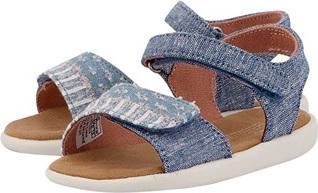 ad0ecea4029 Toms Strappy Sandals 10011554 Μπλε - Skroutz.gr