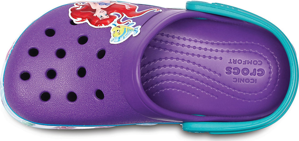 56954e4a399 Crocs Crocband Princess Ariel Clog 205213-57H - Skroutz.gr