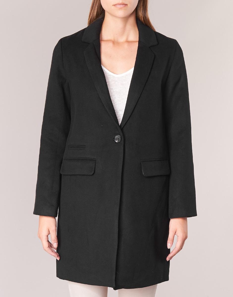 Παλτό Betty London HODISSE Σύνθεση  Πολυεστέρας - Skroutz.gr 1e39c8d47ce