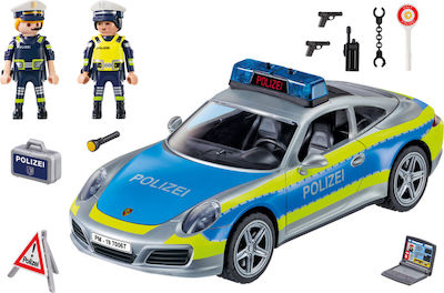Playmobil City Action: Porsche 911 Carrera 4S Polizei