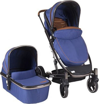 Kikka Boo Divaina 3 in 1 Blue