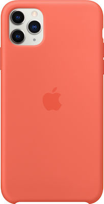 Apple Silicone Case Clementine (iPhone 11 Pro Max)