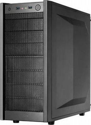 Antec 0-761345-15970-8 Black One Gaming Case
