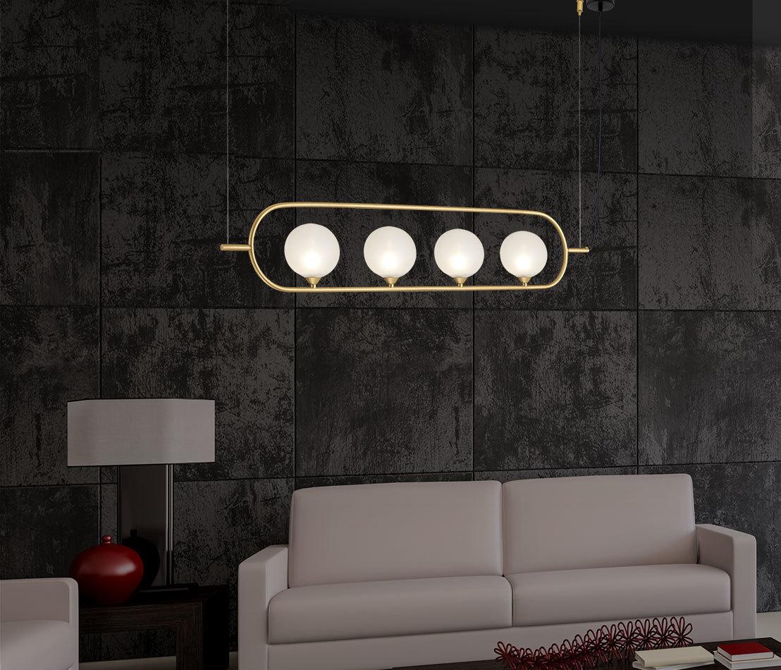 Luma 100-01184-05 Gold | Κρεμαστά Φωτιστικά Οροφής pwkQivsV