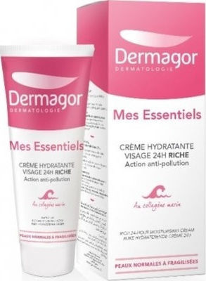 Dermagor Mes Essentiels Action Anti-Pollution 24H Rich Face Cream 40ml