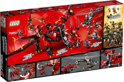 Lego Ninjago: Firstbourne 70653