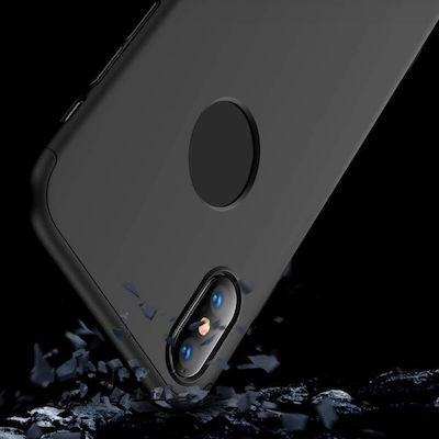 Powertech 360 Protect Μαύρο (iPhone XR)