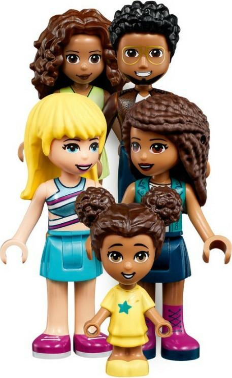 Lego Friends: Andrea's Family House 41449 - Skroutz.gr