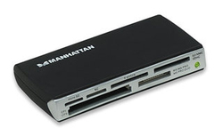 Manhattan Multi-Card Reader/Writer 100939