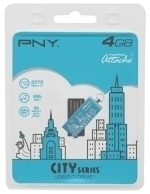 PNY City Series 4GB