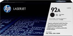 HP 92A Black Toner (C4092A)