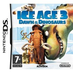 Ice Age 3: Dawn of the Dinosaurs DS