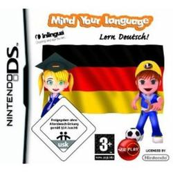 Mind Your Language: Learn German DS