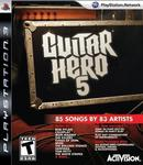 Guitar Hero 5 Stand Alone PS3