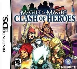 Might & Magic: Clash of Heroes DS