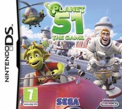 Planet 51 DS