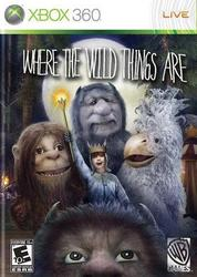 Where the Wild Things Are: The Videogame Xbox 360