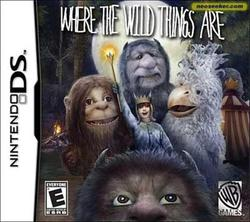 Where the Wild Things Are: The Videogame (Nintendo DS)
