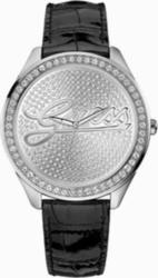 Guess Trend Black Leather Strap W70011L1