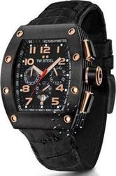TW Steel CEO Tonneau Collection Black Chronograph CE2002