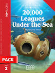 20.000 Leagues under the sea: Level 2: Top Readers