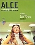 ALCE: The Advanced Level Certificate in English
