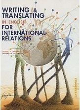 Writing and Translating in English for International Relations