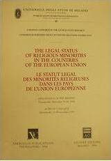 The Legal Status of Religious Minorities in the Countries of the European Union