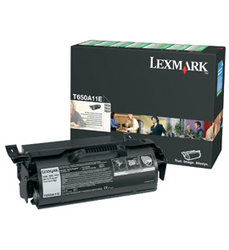 Lexmark T650A11 Black Toner Cartridge
