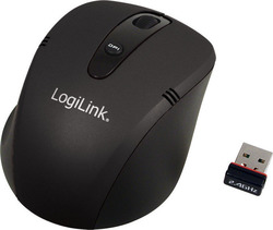 LogiLink Mouse Optical Wireless 2.4 GHz Mini
