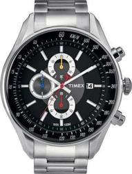 Timex Chronograph Stainless Steel Bracelet T2N153