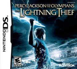 Percy Jackson & the Olympians: The Lightning Thief DS