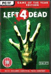 Left 4 Dead (Game of the Year Edition) PC