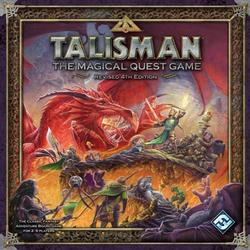 Fantasy Flight Talisman Revised 4th Edition